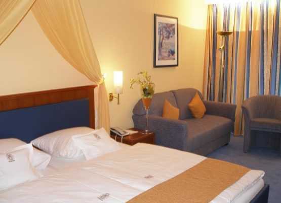 Waldeck SPA Kur Wellness Resort Doppel Zimmer classic