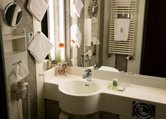 Waldeck SPA Kur Wellness Resort Doppel Zimmer komfort bad