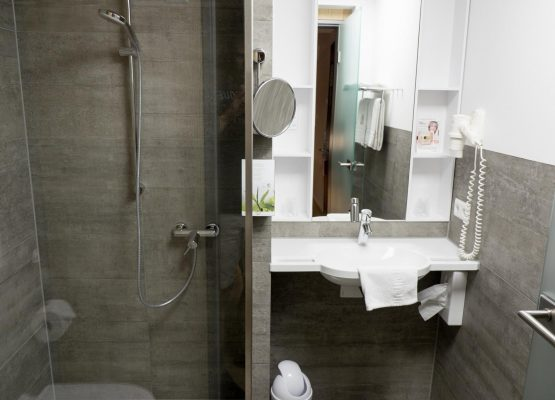 Waldeck SPA Kur Wellness Resort Holzhotel panorama