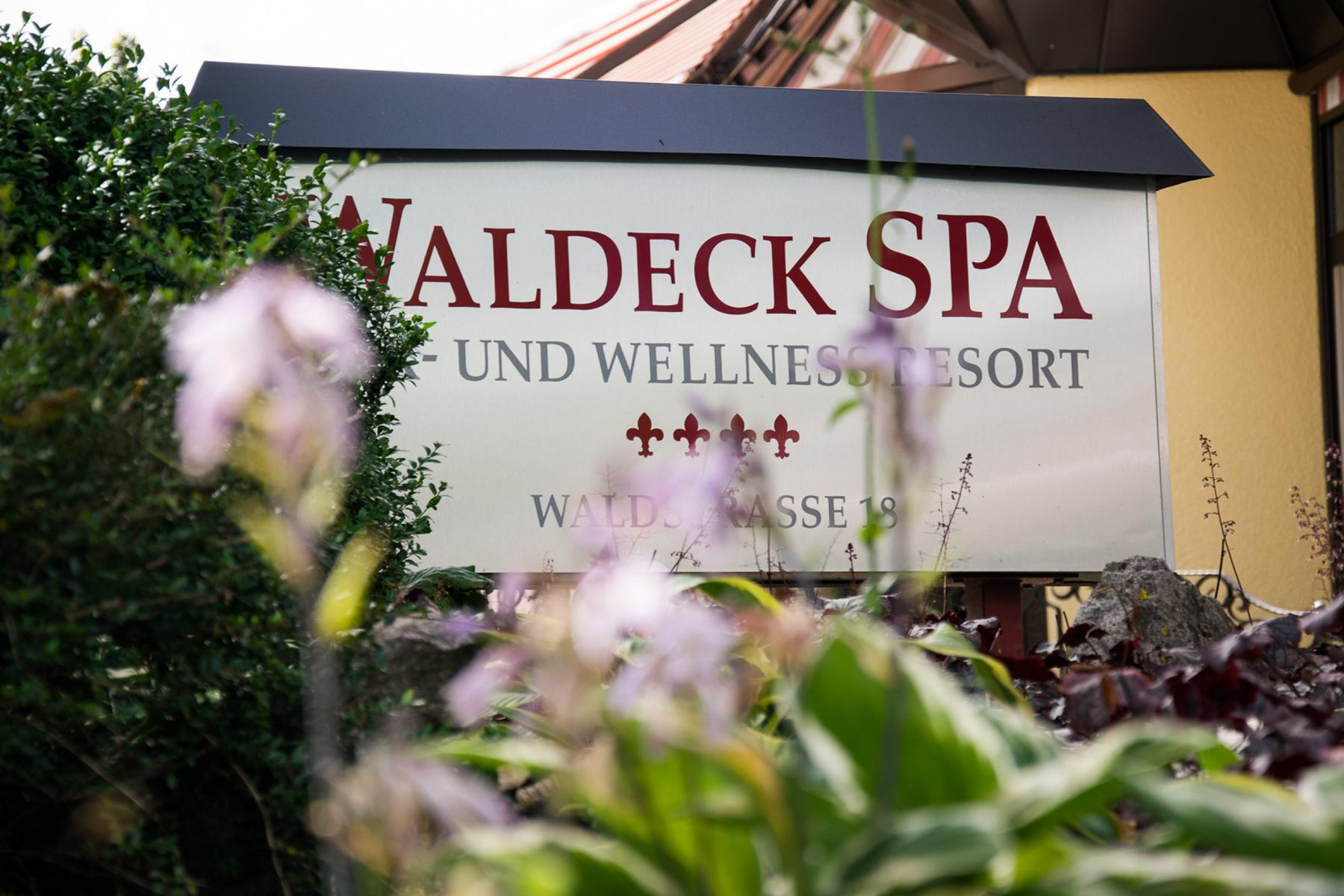 Waldeck SPA Kur Wellness Resort weihnachten