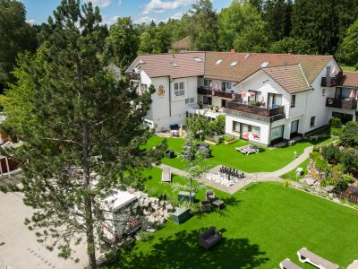 Waldeck SPA Kur Wellness Resort aussen