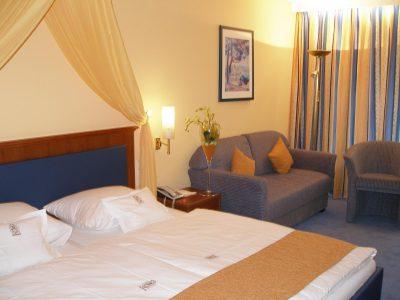 Waldeck SPA Kur Wellness Resort double room classic