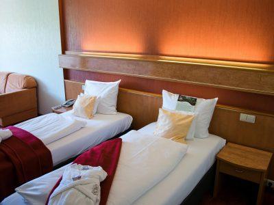 Waldeck SPA Kur Wellness Resort double room komfort