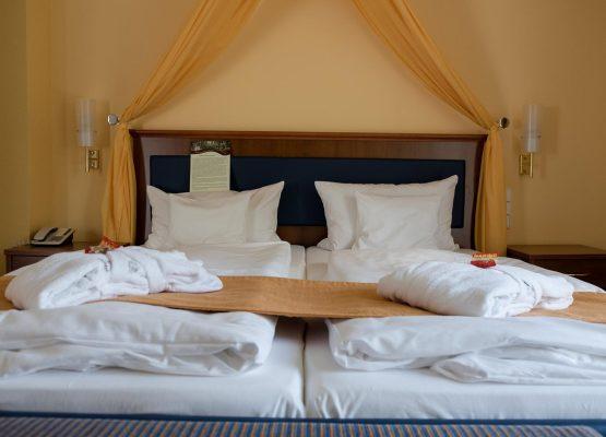 Waldeck SPA Kur Wellness Resort double room komfortplus