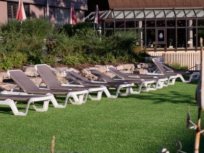 Waldeck SPA Kur Wellness Resort garten