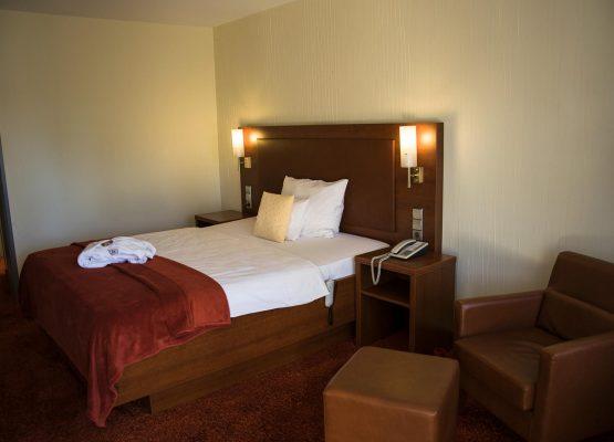 Waldeck SPA Kur Wellness Resort single room komfort