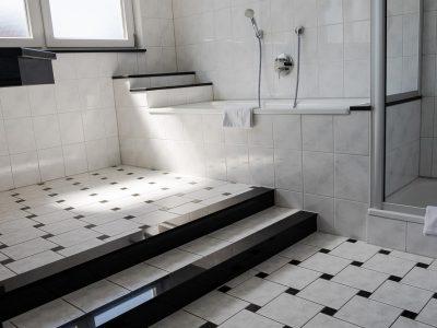 Waldeck SPA Kur Wellness Resort suite bad