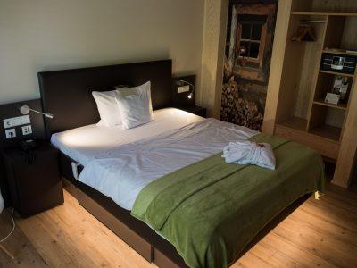 Waldeck SPA Kur Wellness Resort wooden hotel komfort