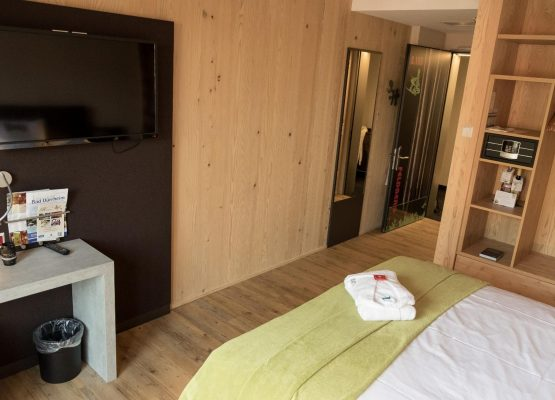 Waldeck SPA Kur Wellness Resort wooden hotel komfortplus